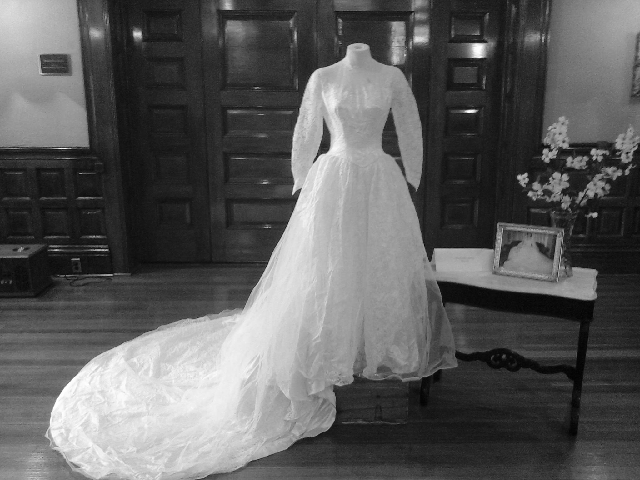 'Here Comes the Brides' exhibit at the MPL