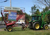 CPA TRACTOR