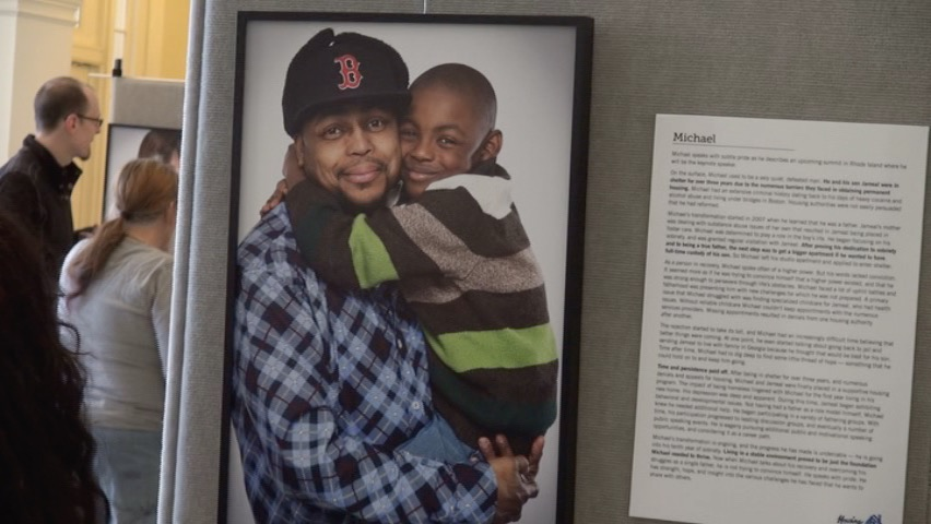 Michael & son 2