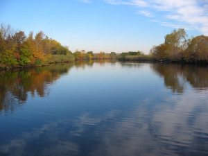 calm waters of Malden