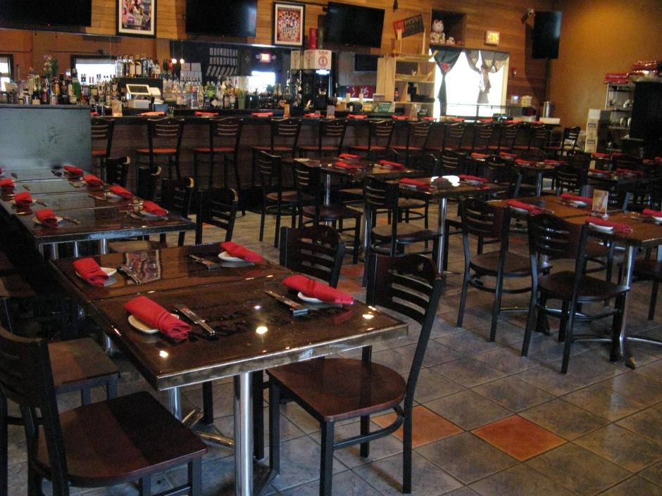 sousaku bistro dining room