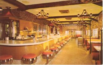 Carroll's Diner interior by Larry Cultrera