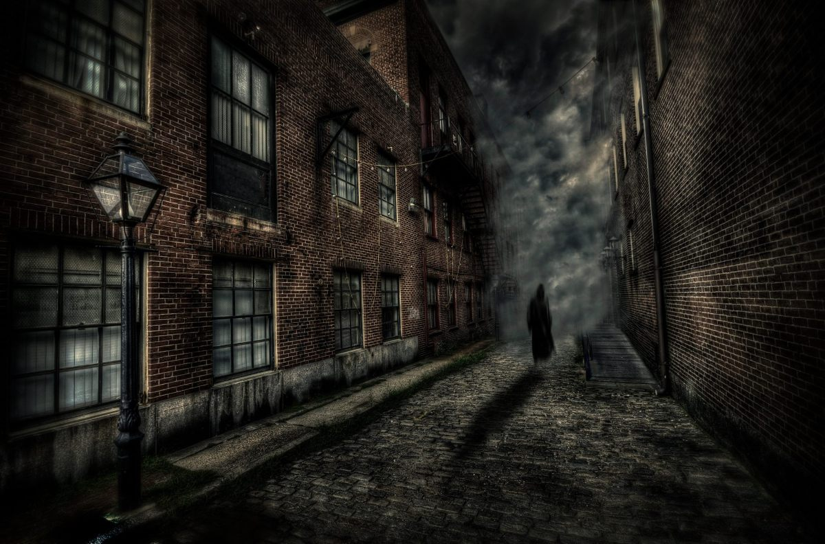 """13 Most Haunted Crime Scenes Beyond Boston"" with author Sam Baltrusis –  Neighborhood View"