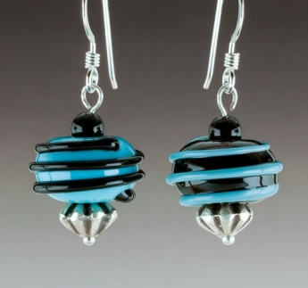 Earrings by Martha Giberson - marthagiberson.com