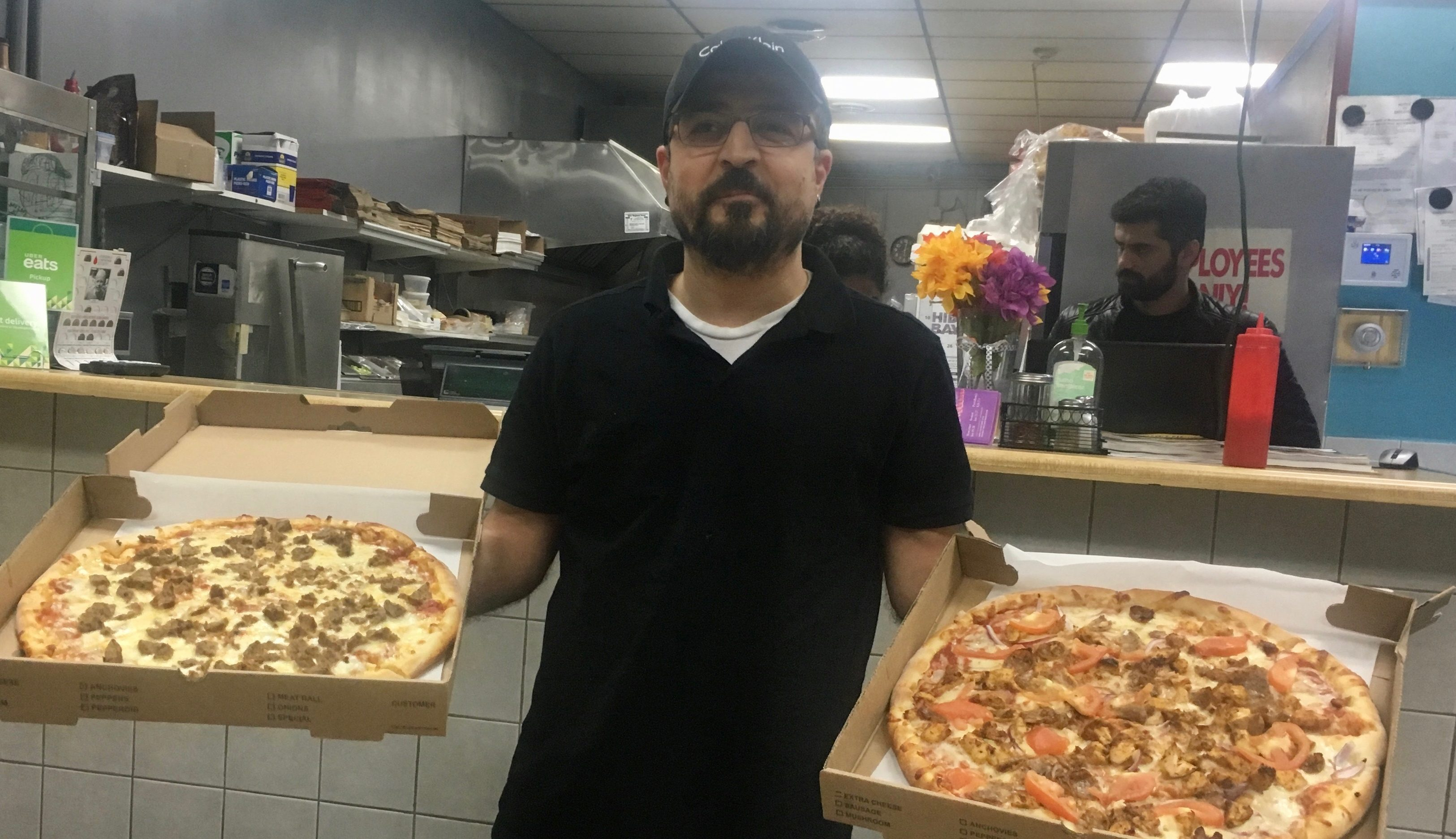 Pizza fuels the American immigrant experience