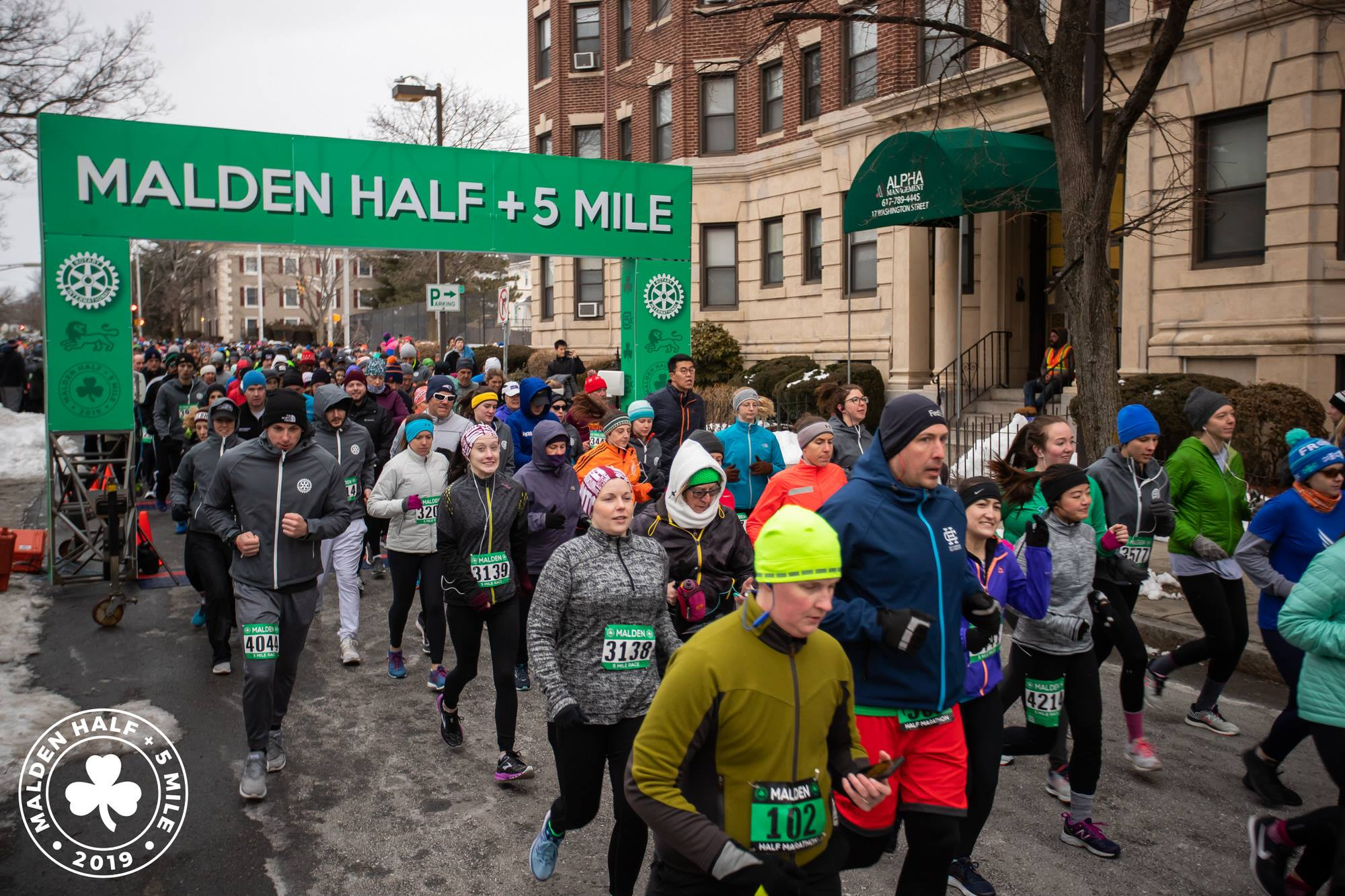 Malden's Half Marathon trained runners for the big event