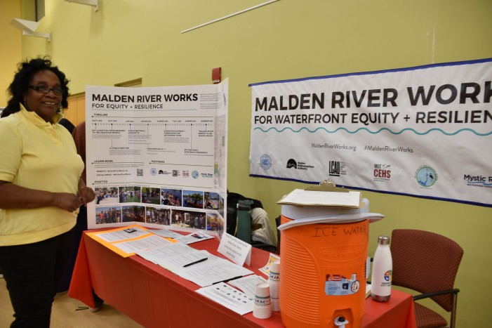 Marcia Manong from Malden River Works. Photo by Diana Jeong