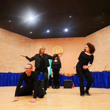True Story Theater. Photo by Susan Margot Ecker